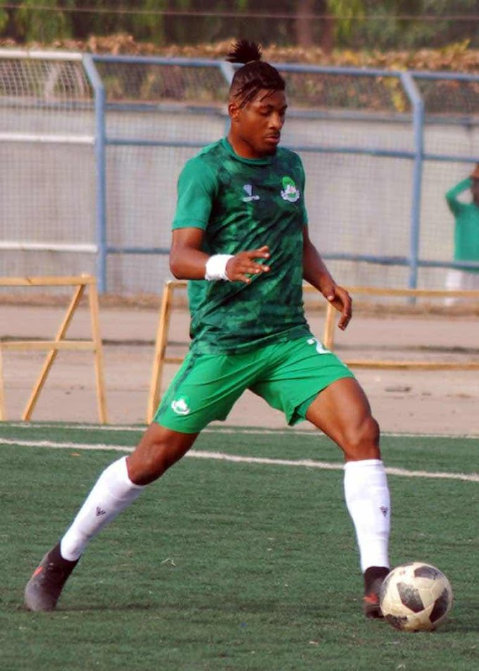 """""""We're ready to prove a point in Gombe"""" - Nasarawa United defender Franklin"""