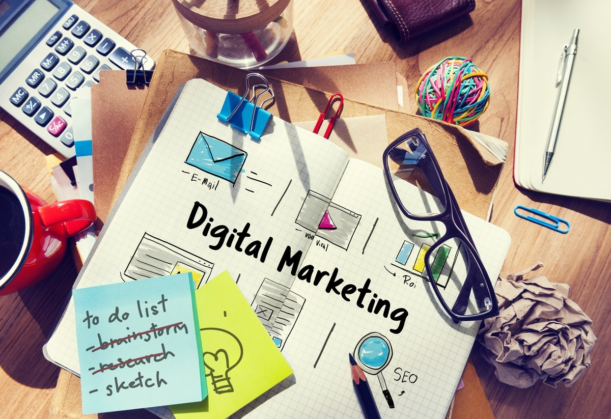 Digital Marketer in Creative Business