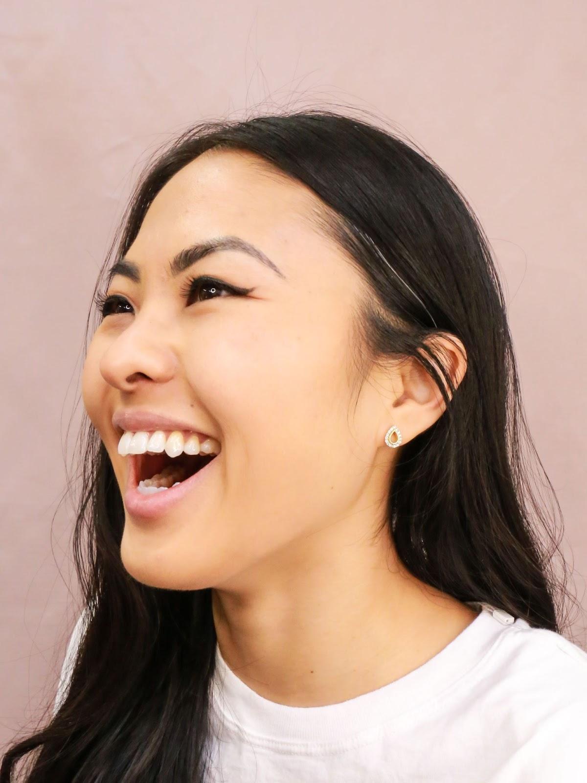 Dainty Sustainable Earrings   Fair Anita