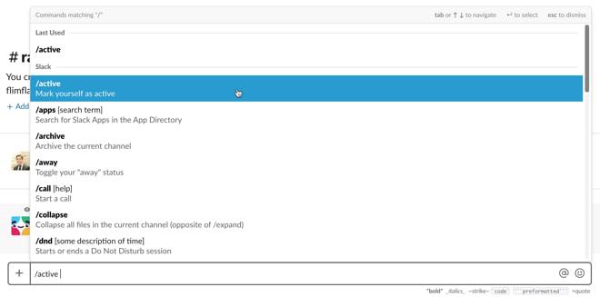 Using Slack Slash Commands to Send Data from Slack into