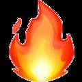Fire on Apple iOS 14.2