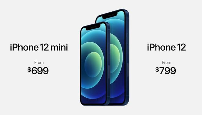 iPhone 12 và iPhone 12 mini ra mắt: Màn hình OLED, nâng cấp camera, A14 mạnh hơn 40%, hỗ trợ 5G, giá từ 699 USD - Ảnh 10.