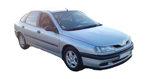 Clé Renault Laguna I