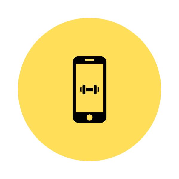 Aplicativo de academia Nexur - Publicar aplicativo com nome e logomarca