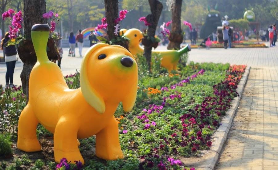 2015台南百花祭,水萍塭公園-2