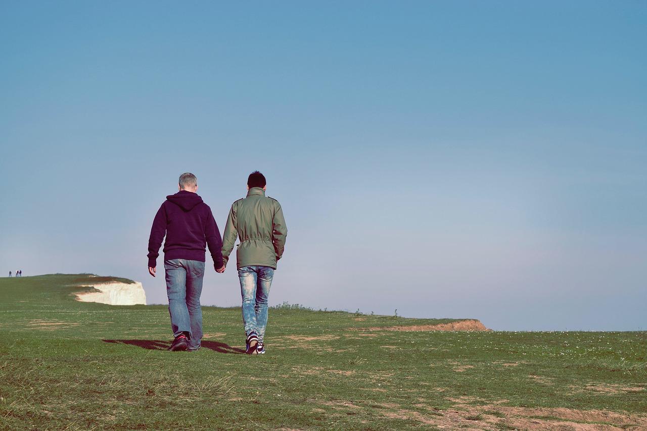 LGBT Travelers | Coastal Cliffside Walks