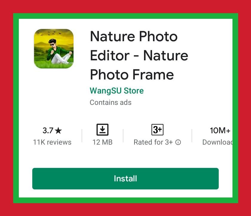 Photo banane wala apps.