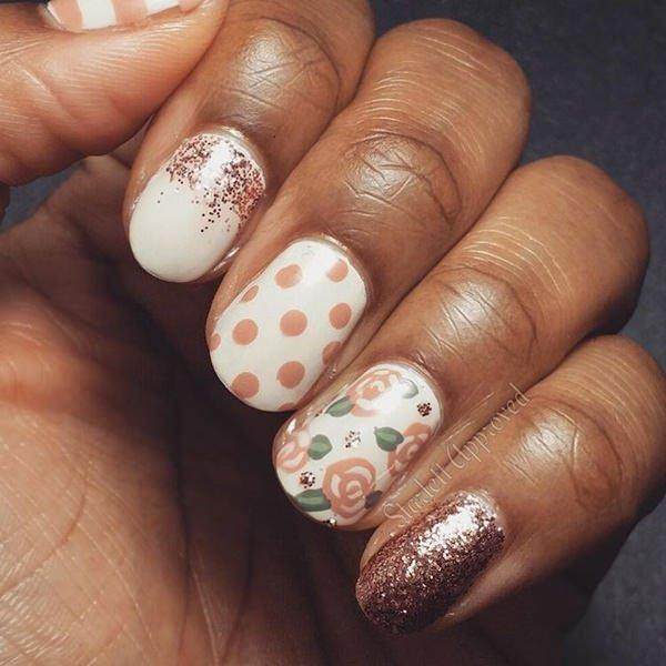 cute nail designs creem (64)