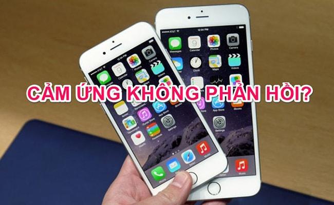 Khắc phục iPhone XS liệt cảm ứng đơn giản nhất