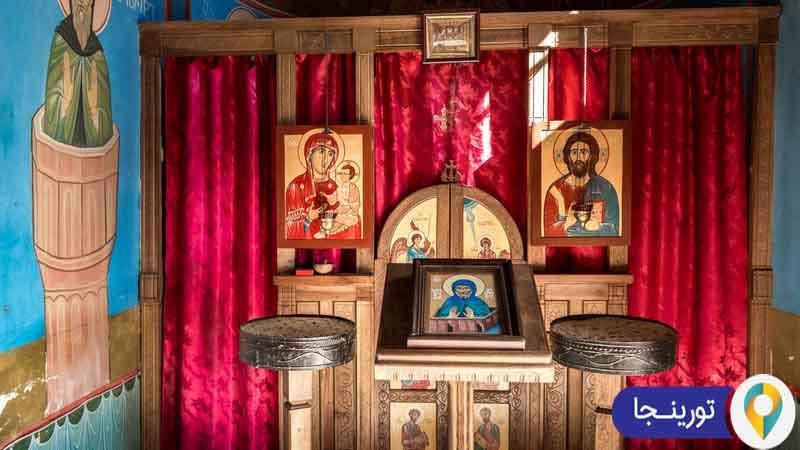 کلیسای کاتسخی گرجستان