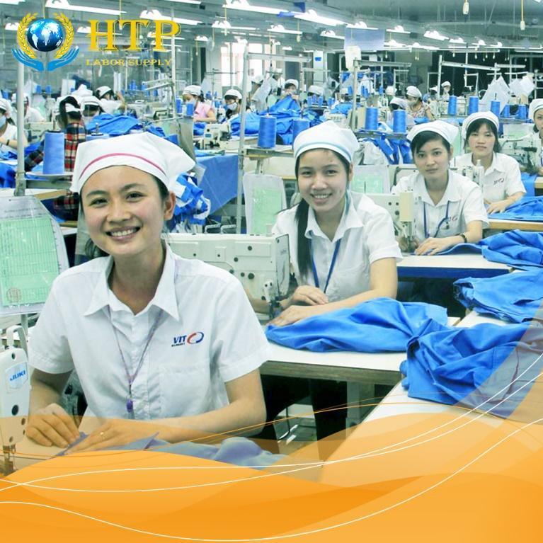 Hưng Thinh Phú cung ứng lao động chất lượng.