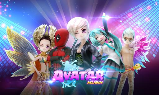 Avatar Musik– Vignette de la capture d'écran