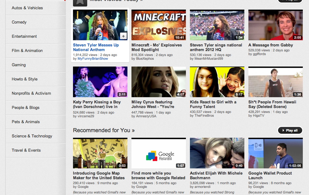 how to use youtube video editor 2012