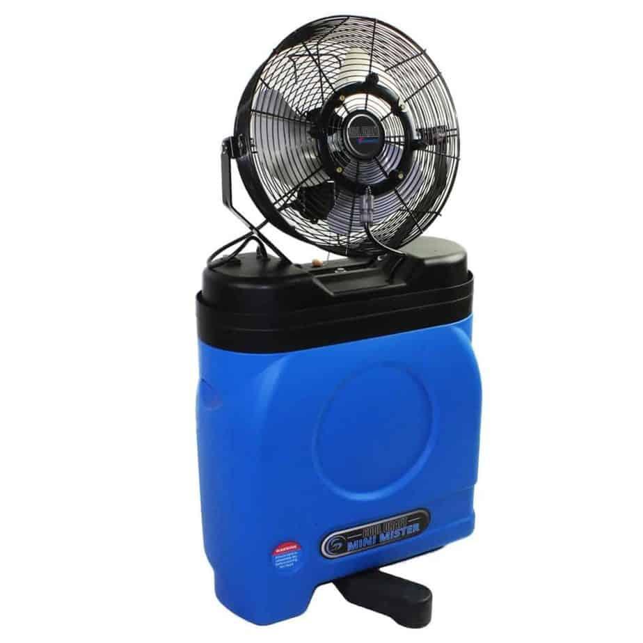 Ventamatic Premium Misting Fan with water tank