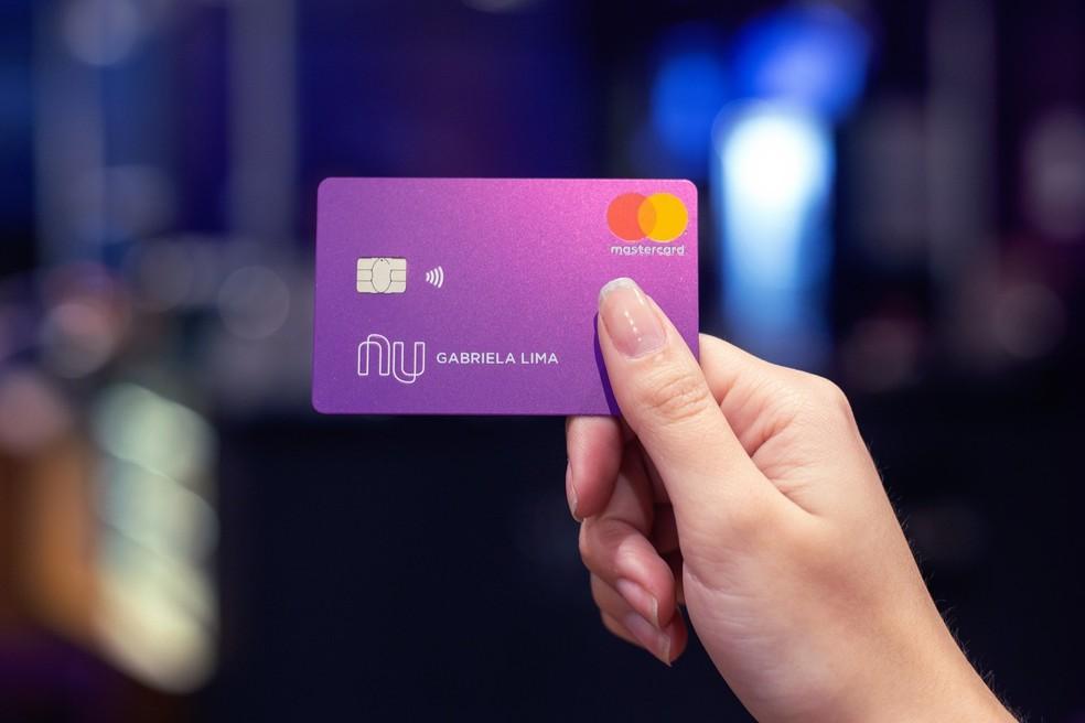 Como fazer cartão de débito e crédito do Nubank | Bancos digitais | TechTudo