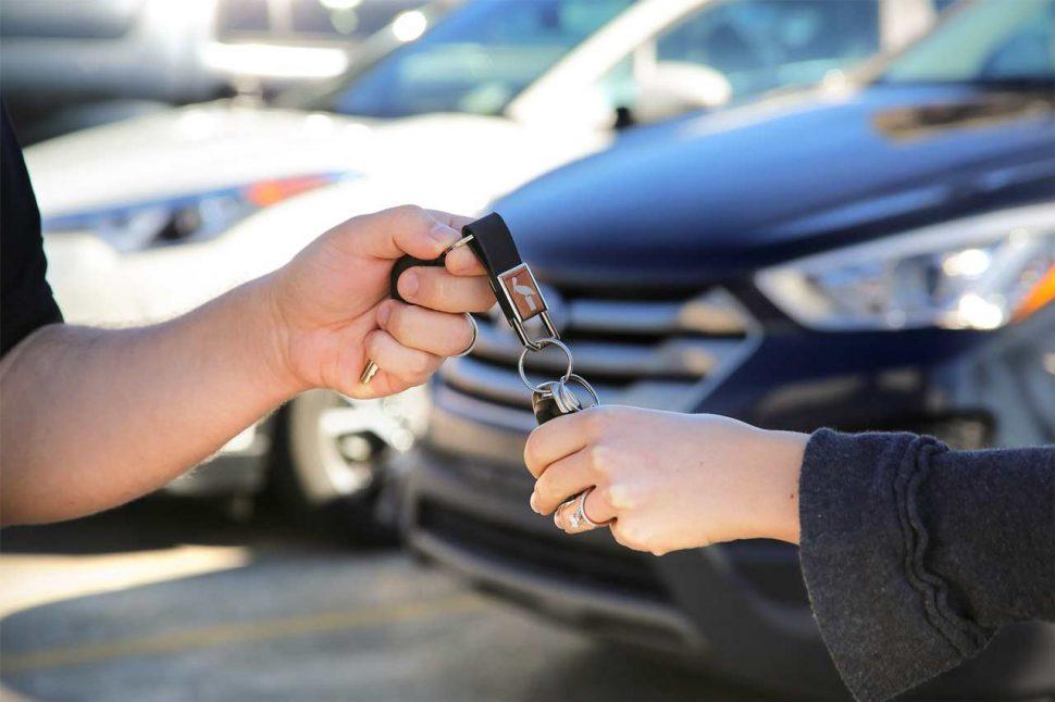 การซื้อขายรถมือสอง ต้องทำการโอนให้เรียบร้อย