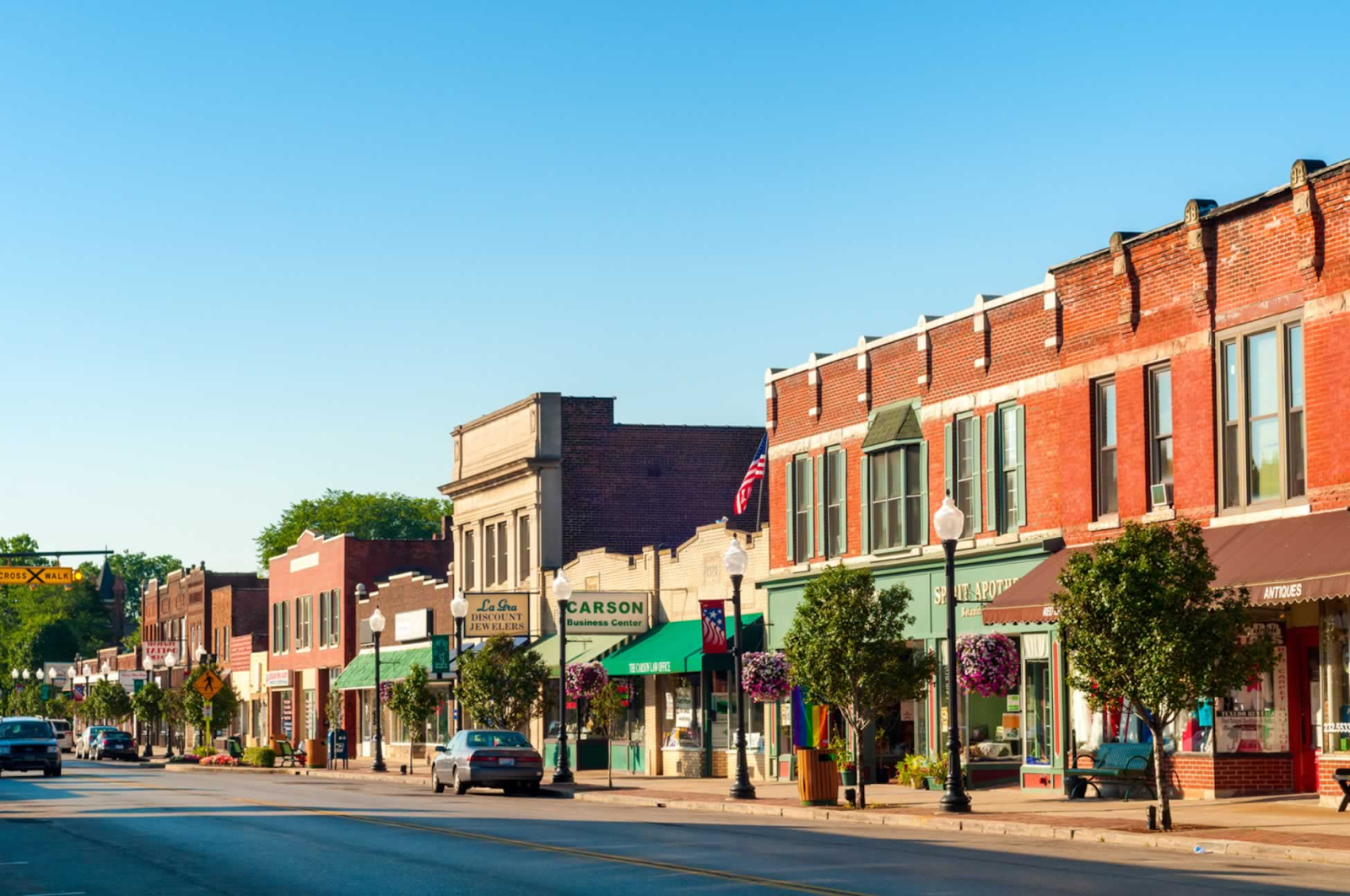 Investing in small towns