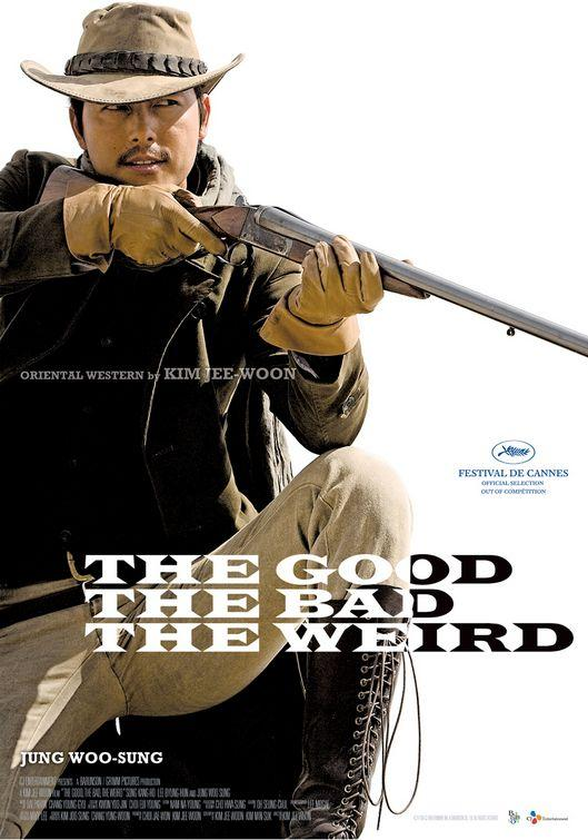The Good, the Bad, and the Weird Movie Poster