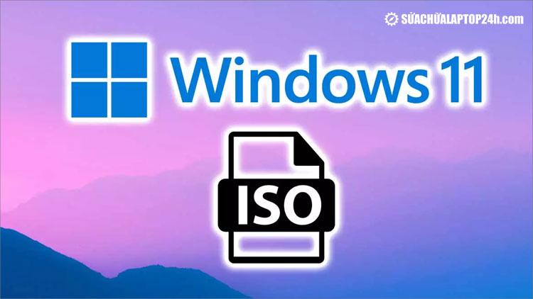 Người dùng có thể cài đặt Windows 11 qua file ISO