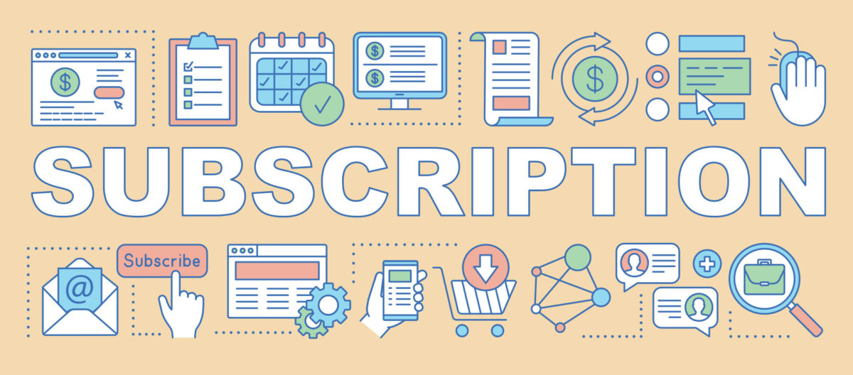 Get Started With The Subscription Flow With The Best Subscription Platforms