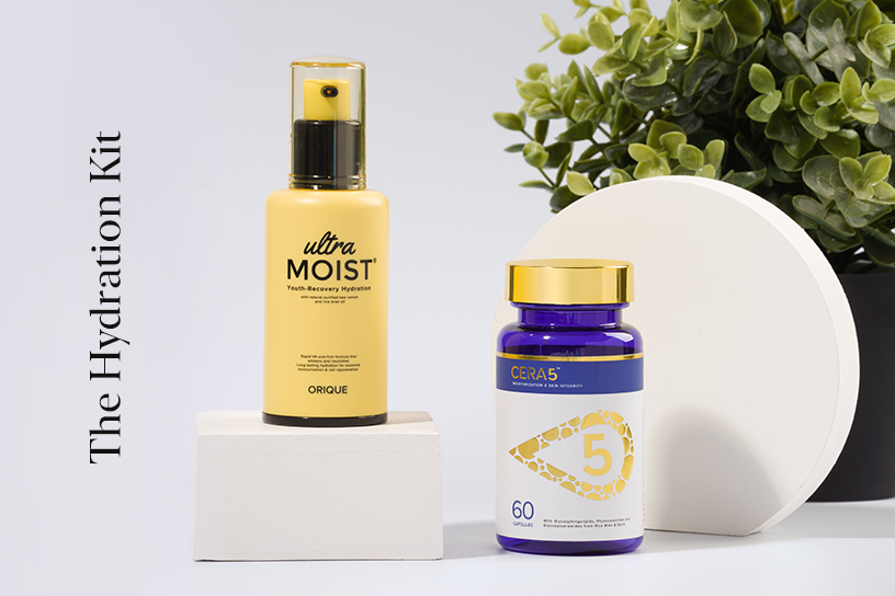 A Moisture-Restoring Combo For Youthful Skin