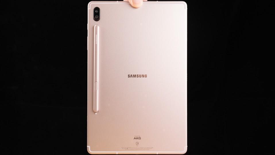 不只是 Lite 的三星 Galaxy Tab S6 Lite - 13