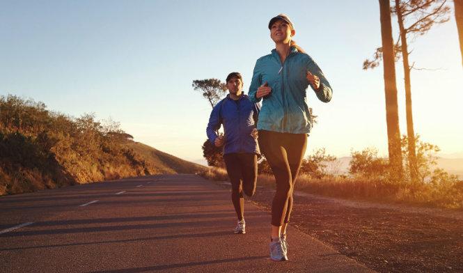 Tập thể dục thường xuyên giúp chống tăng huyết áp