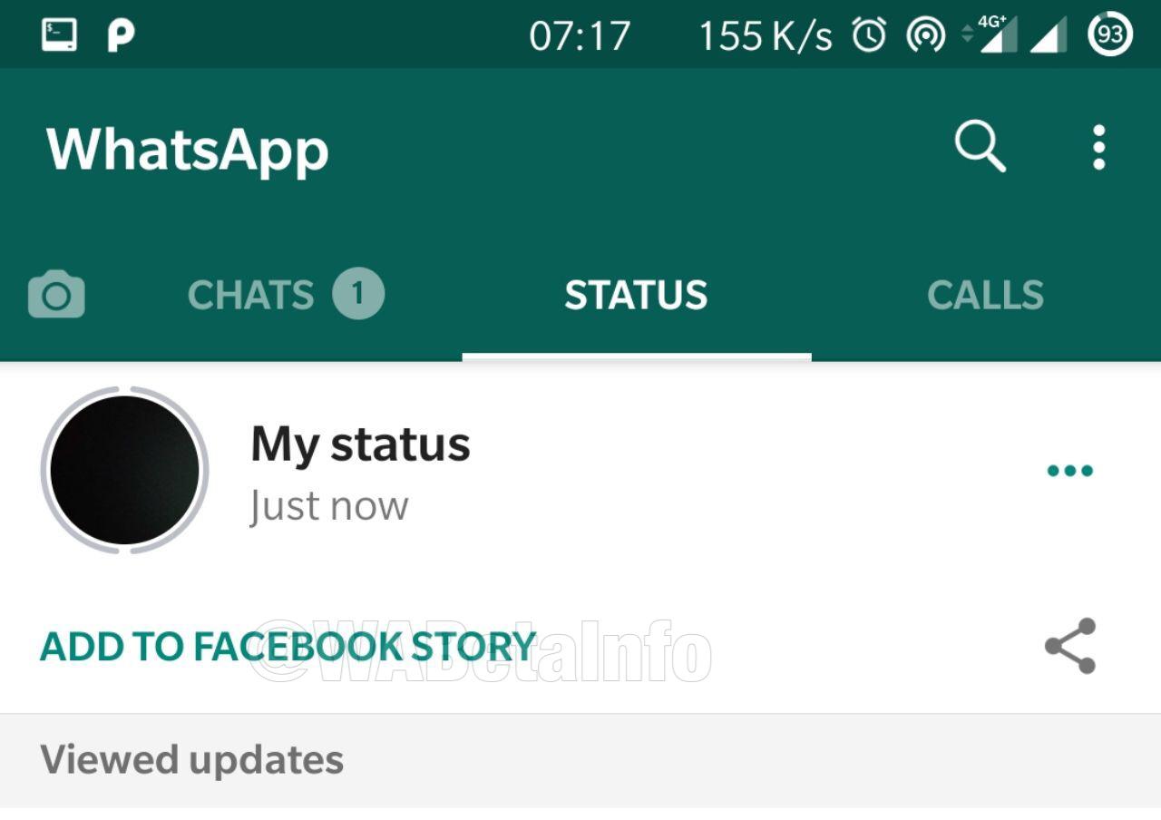 whatsapps status