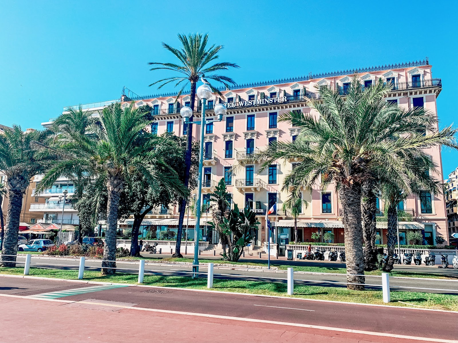Hotel Westminster, visit Nice