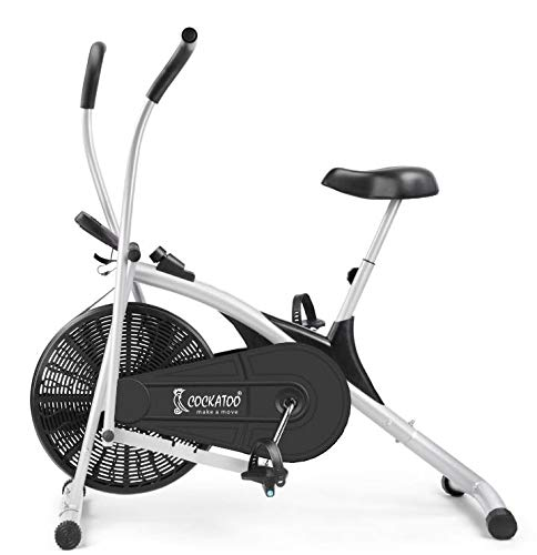 Cockatoo AB06 Stainless Steel Best Exercise Cycle For Home Use