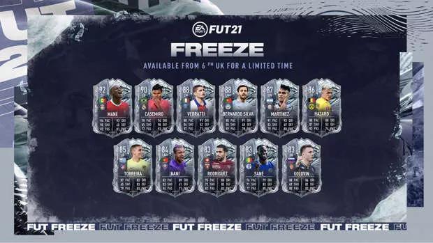 fifa 21 freeze cards
