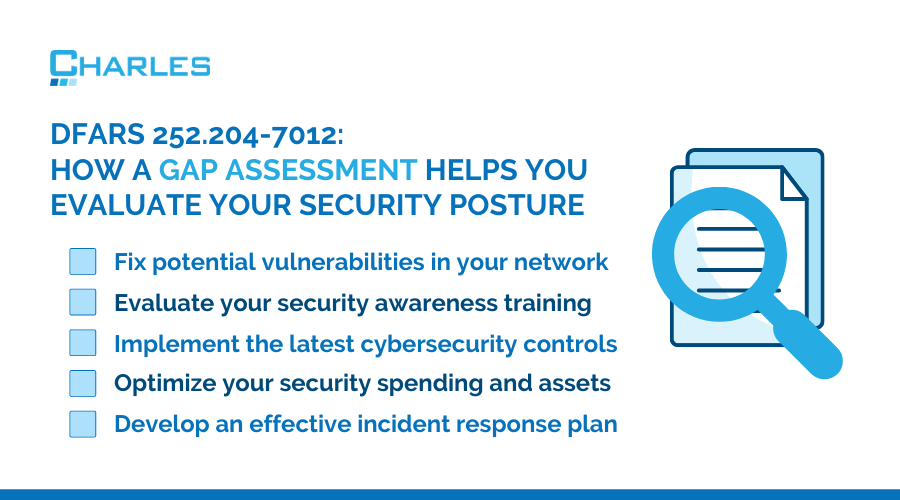 How A DFARS Gap Assessment Helps You Evaluate Security