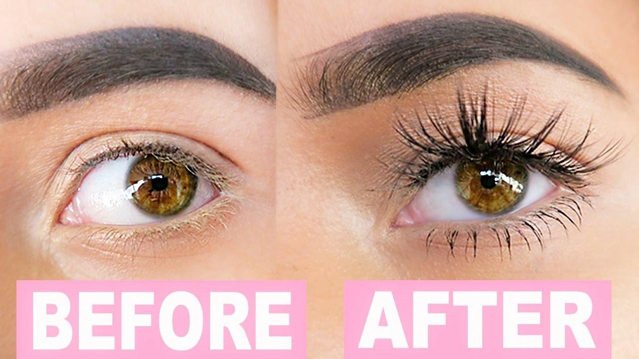 My Eyelash Extension Experience Everything You Need To Know Her