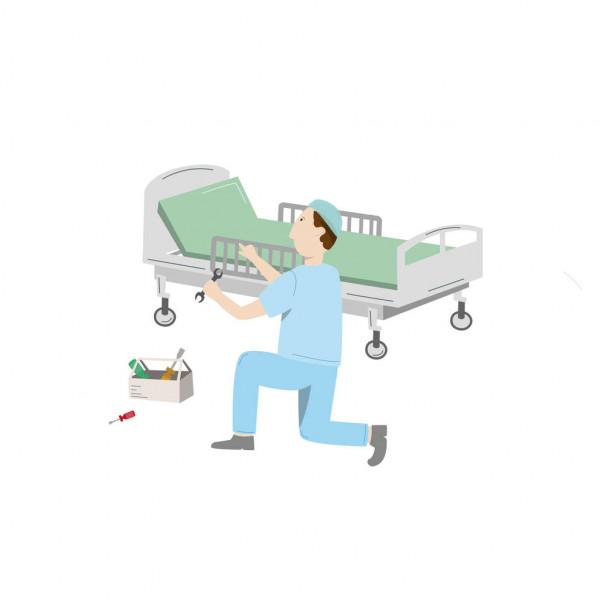 Особенности обслуживания медицинского оборудования