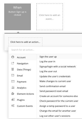 Workflow - app tipo whatsapp Bubble - Sem Codar