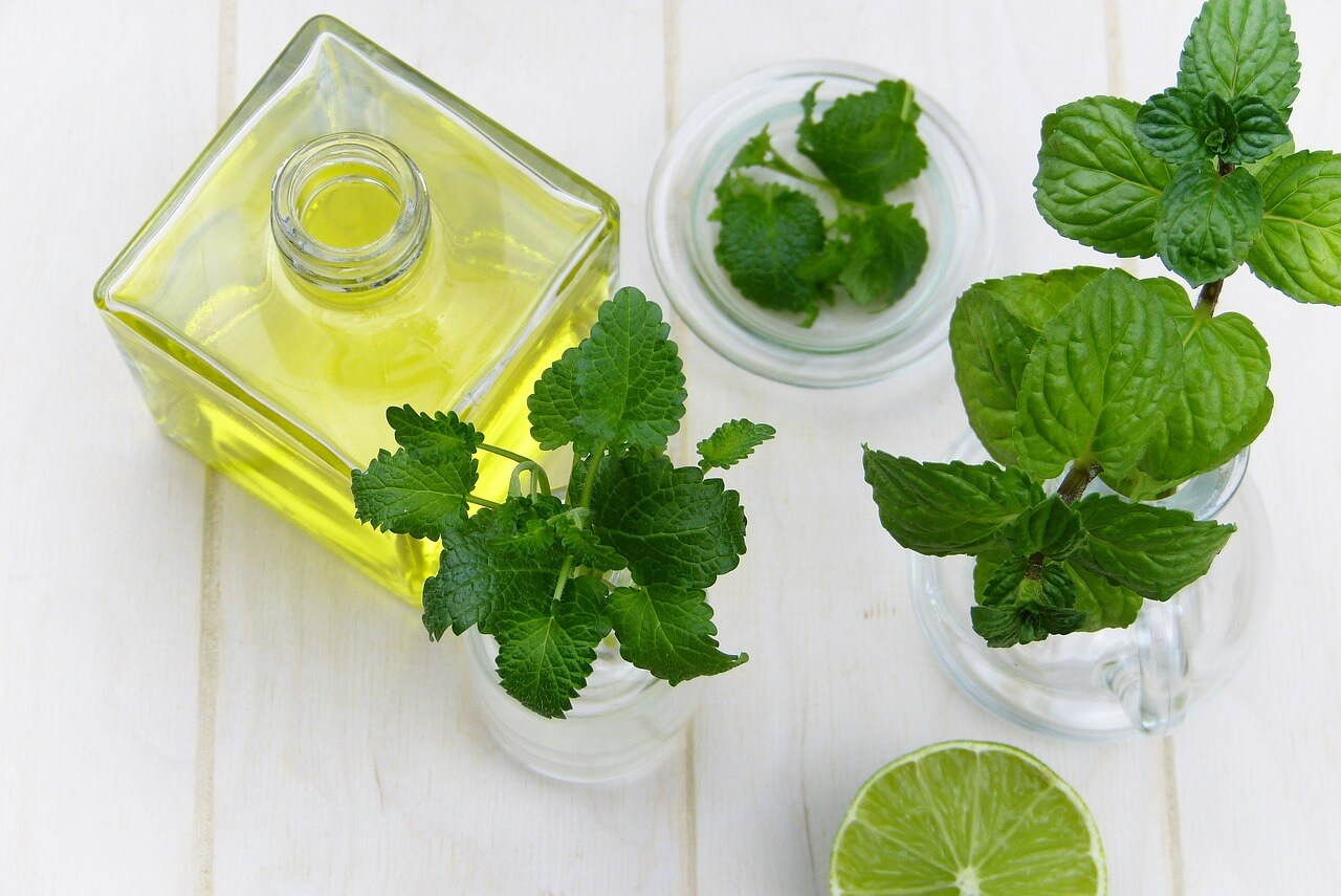 peppermint oil Essential Oils