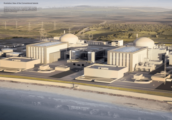 Hinkley-C - engenharias do futuro