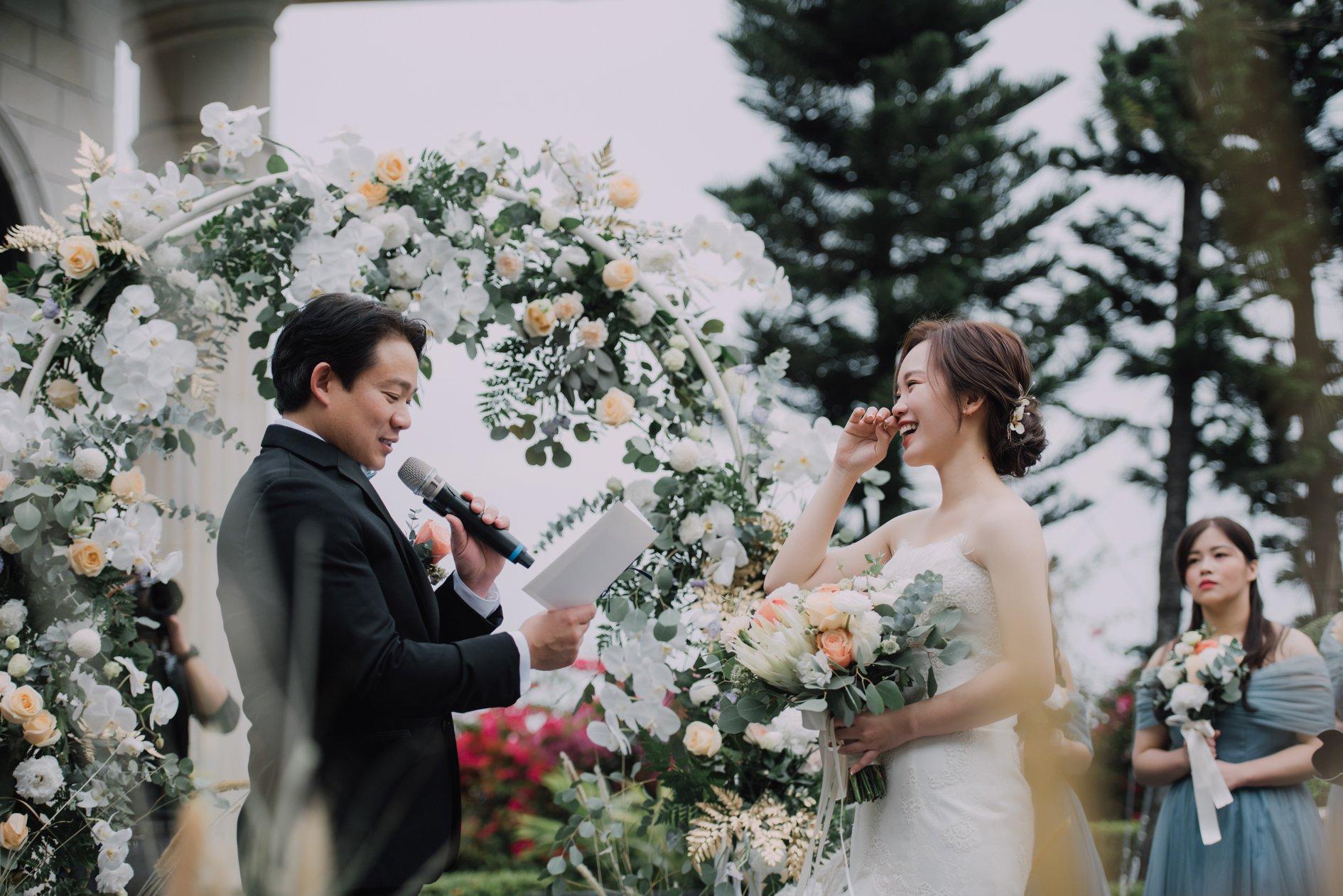 別讓婚禮只受限於自己的想像力