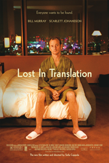 Lost in Translation (2003) best travel movies