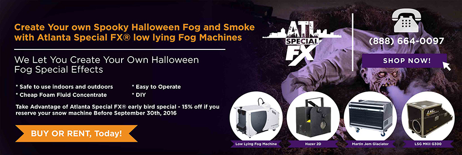 Halloween Special Fog Smoke Special Effects Equipment Co2 Smoke Jets let you create your own Halloween fog and smoke with our fog machines 4.jpg