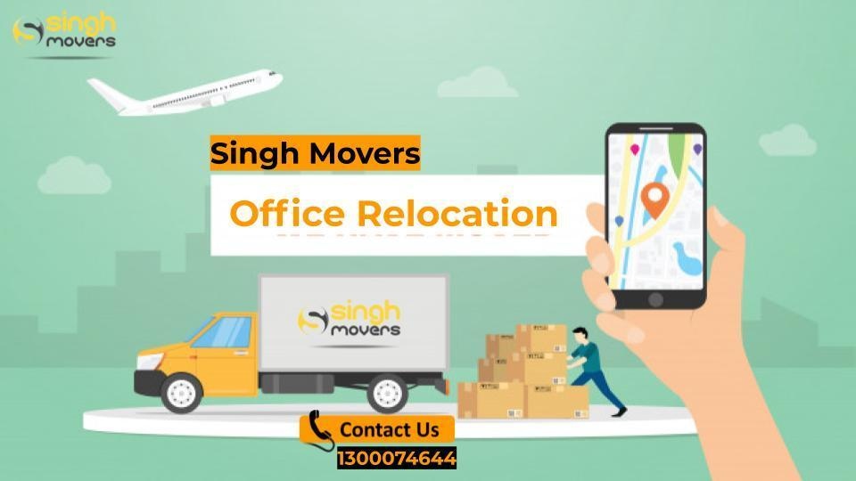 Singh Movers Office relocation