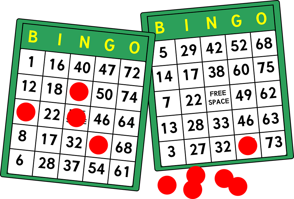 Bingo, Gambling, Games
