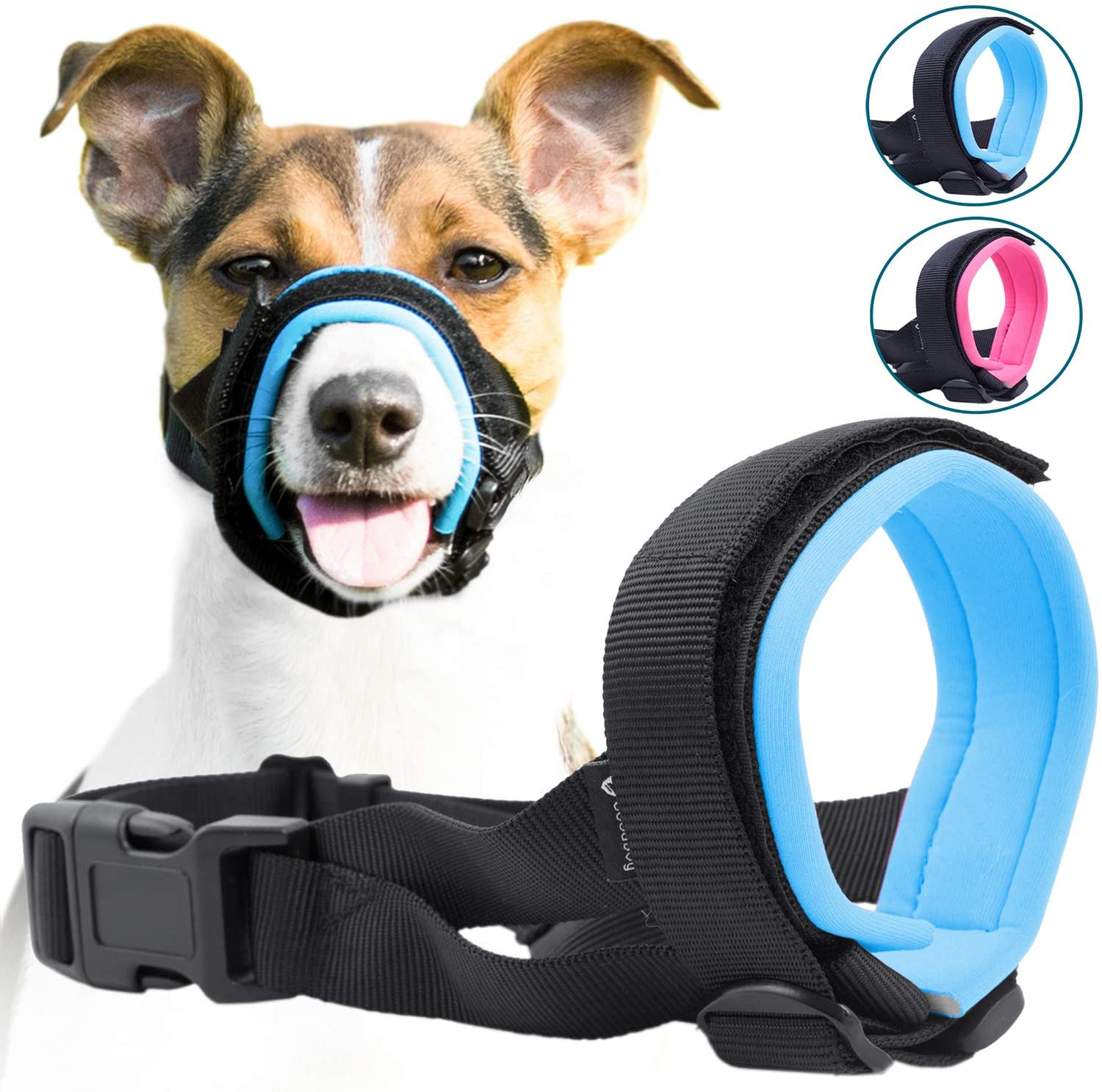 Goodboy Gentle Muzzle Guard for Dogs