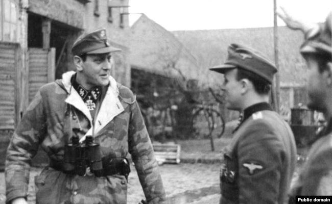 Отто Скорцени на Восточном фронте
