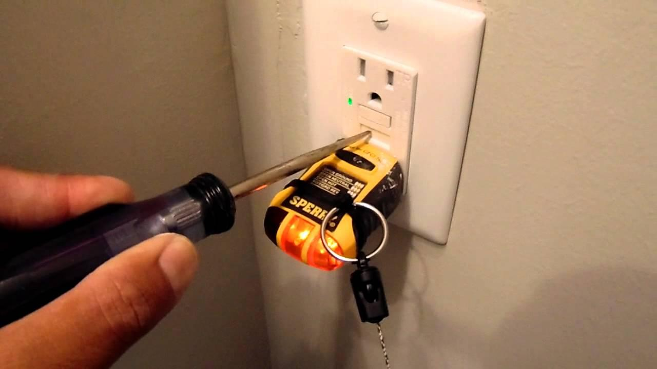 Why Does my GFCI Outlet Keep Tripping? | HomElectrical.com