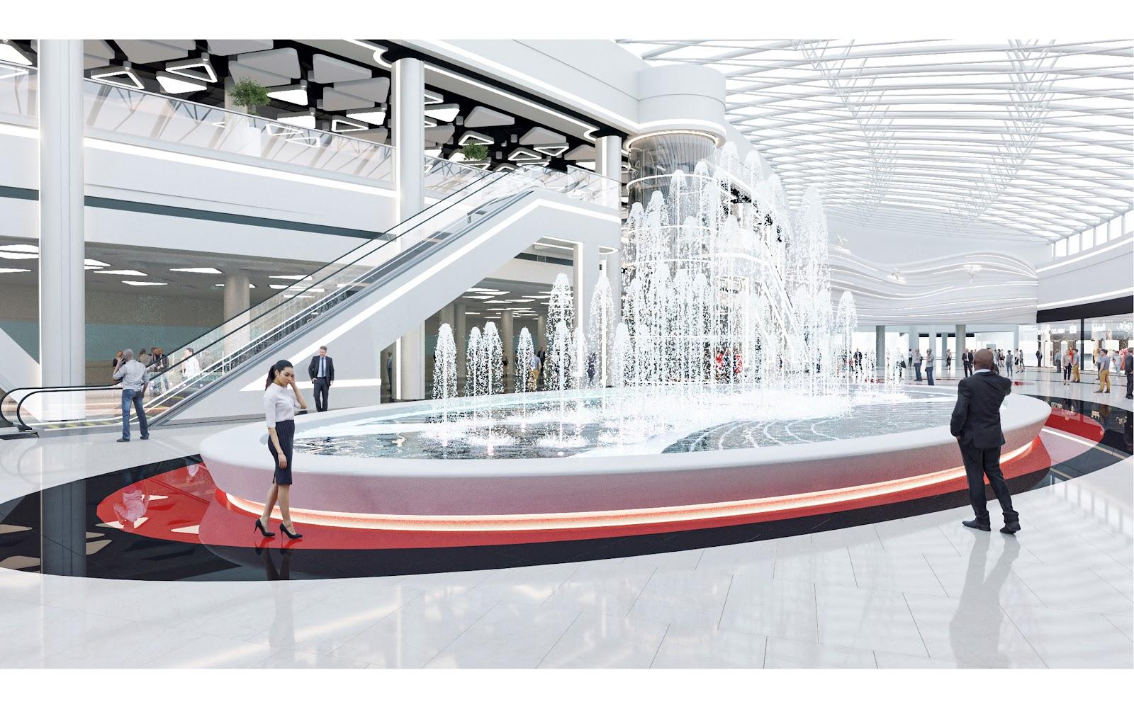 Реализация фонтана в Lavina Mall.jpg