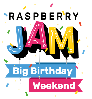 Raspberry Jam Big Birthday Weekend - join the party!