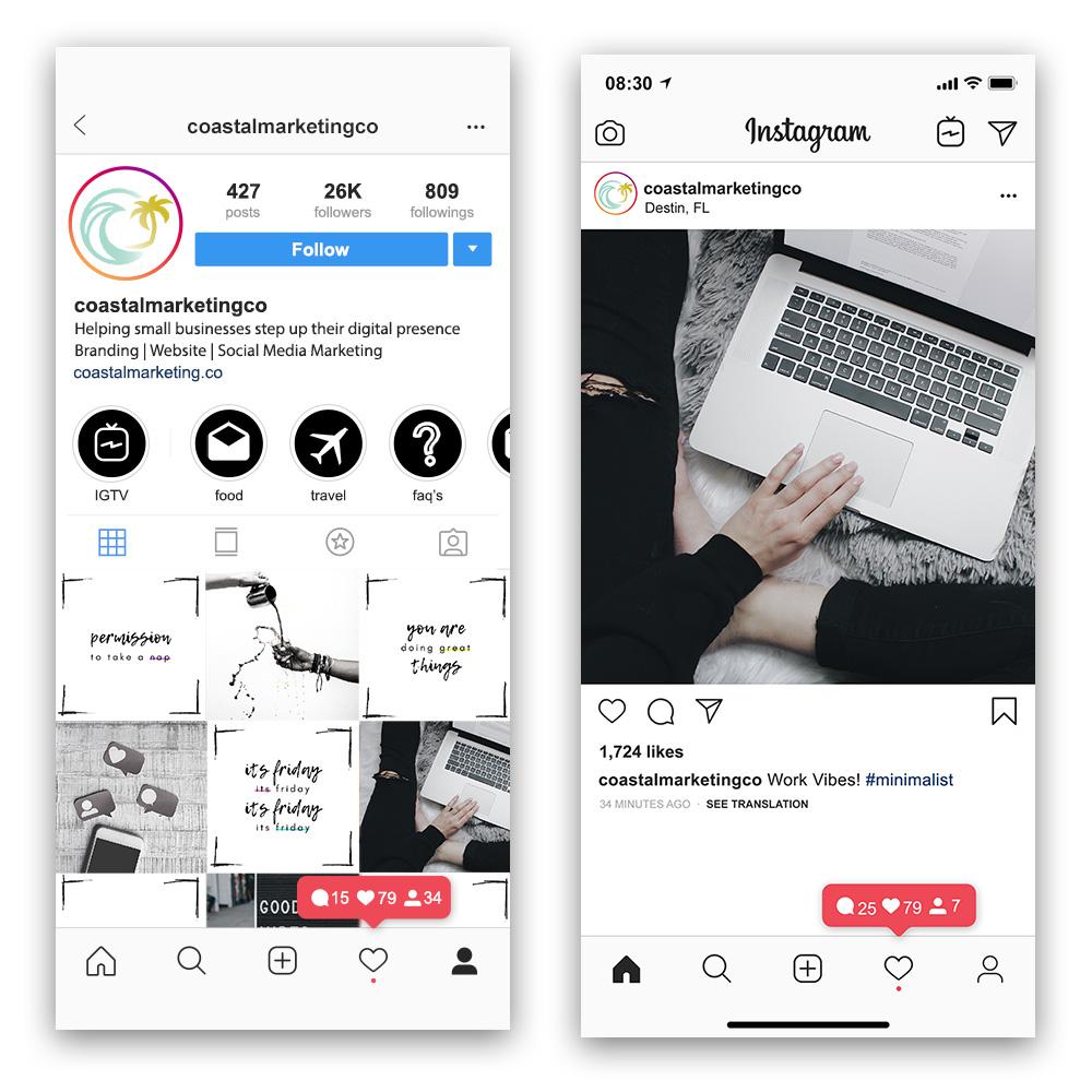 Twinning Pros Instagram Page