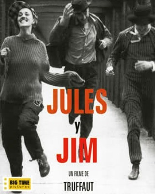 Jules y Jim (1961, François Truffaut)