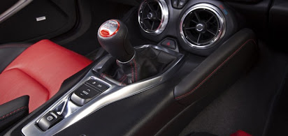 New gm cars with manual transmission
